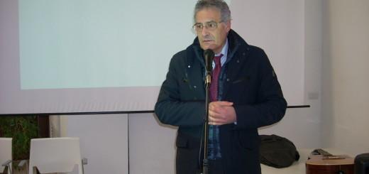 Il sindaco Ernesto Tersigni ne Il giorno della Memoria
