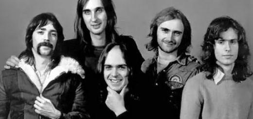 Genesis - con Peter Gabriel