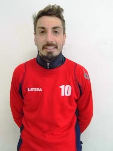 Il centrocampista Raffaele Poziello bis