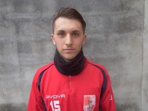 Il centrocampista classe '96 Fabio Savone