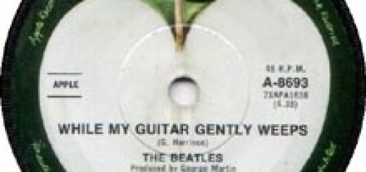 Logo While my guitar gently weeps