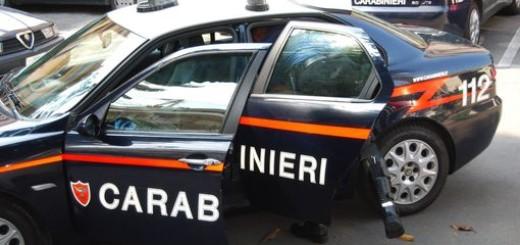 auto dei carabinieri immagine