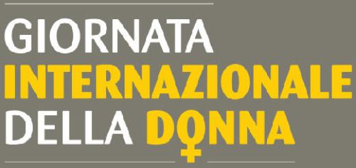 logo giornata internazionale della donna