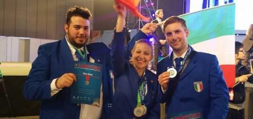 premiazione team Marsigliese