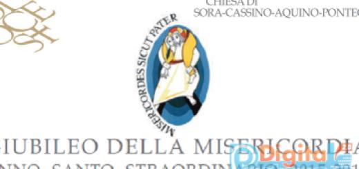 Giubileo Straordinario logo