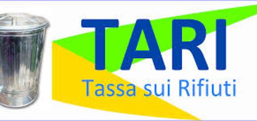 Tari - logo tassa sui rifiuti