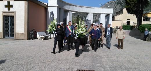 cerimonia vittime terremoto 2009