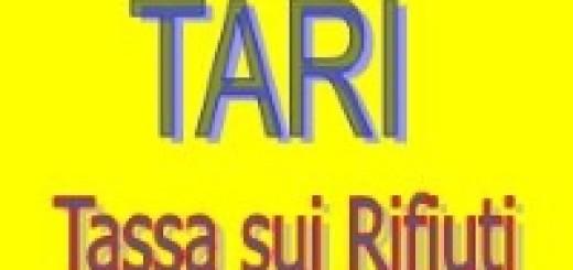 tari logo tassa sui rifiuti