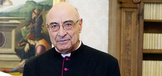 Mons Antonio Lecce