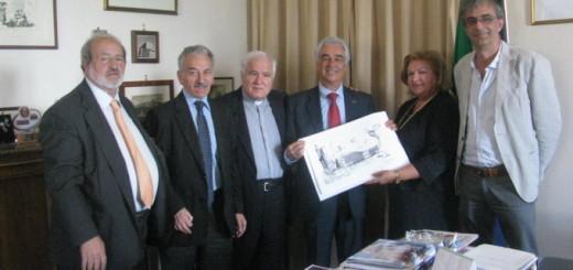 presentazione XXVII edizione premio Rocca D'Oro