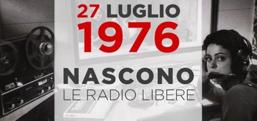 RADIO LIBERE 28 LUGLIO IMMAGINE 1