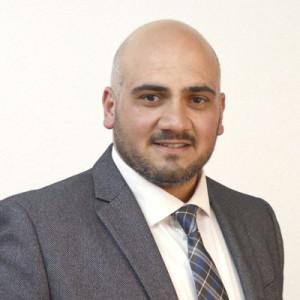Consigliere Lino Caschera delegato alla manutenzione ed al patrimonio