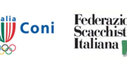 LOGO FEDERAZIONE SCACCHISTICA ITALIANA