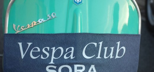 VESPA-CLUB-SORA logo