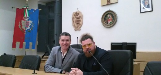 Il Sindaco e Daniele De Alescandris bis