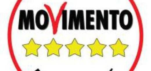 Movimento 5 Stelle logo 99
