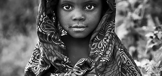 bambino del Burundi immagine 99