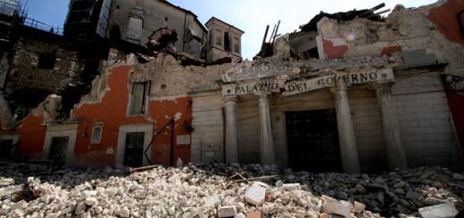 terremoto de L'Aquila immagine 99