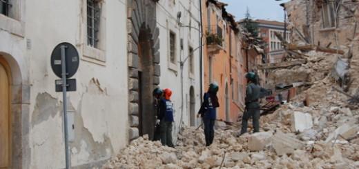 Terremoto de L'Aquila immagine 98