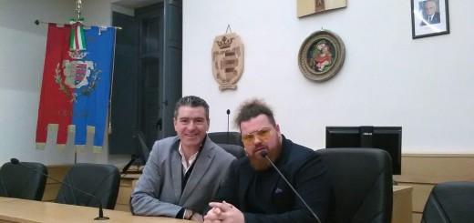 Il Sindaco e Daniele De Alescandris immagine 99