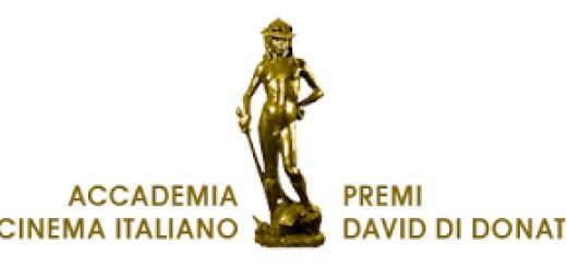 PREMIO DAVID DI DONATELLO IMMAGINE 99