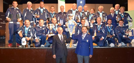 Nazionale Azzurra Fossa universale immagine 99