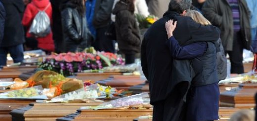 vittime terremoto de L'Aquila immagine 5