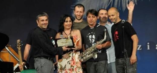 Original Slammer Band - premiazione con Maria Cristina Zoppa immagine 5