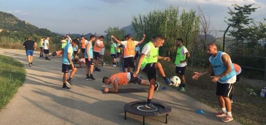 Atletico Cervaro preprazione immgine 7