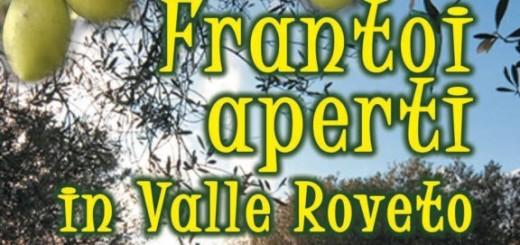 Frantoi aperti Valle di Roveto immagine 5