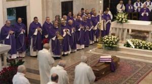 Funerali don Bruno Antonellis immagine 5