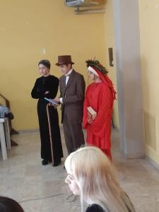 Spettacolo Liceo Classico Vincenzo Simoncelli immagine 3