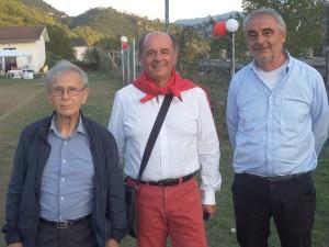 I tre massimi dirigenti immagine 4