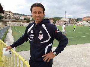 Mister Alessandro Del Grosso Sora calcio 1907 immagine 5