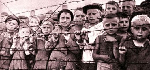 Gruppo di deportati ebrei immagine 1