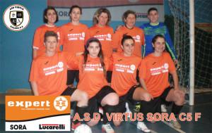 Virtus Sora calcio a 5 femminile immagine 15