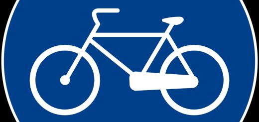 Biciclette in comodato d'uso logo