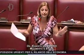 Roberta Lombardi M5S Regione Lazio immagine 5