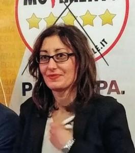 Silvia Blasi consigliera regionale M5S