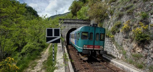 Tratta ferroviaria Avezzano-Roccasecca immagine 1