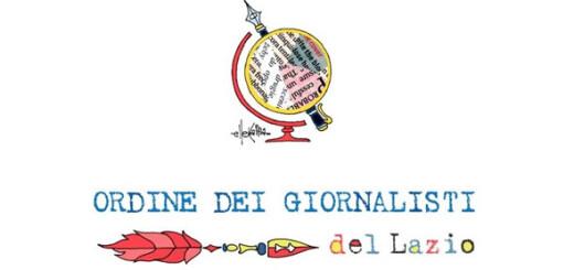 Ordine dei giornalisti del Lazio logo