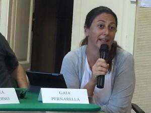 Gaia Pernarella consigliera regionale M5S