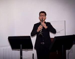Luca Mignogni clarinettista