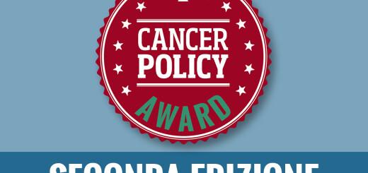 Cancer Policy Award immagine 5
