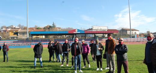 Giocatori Ceccano calcio