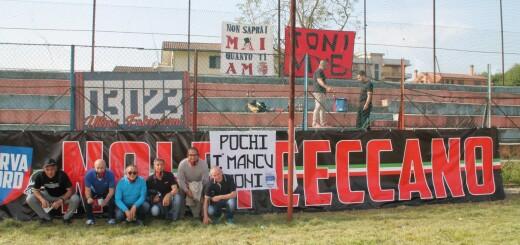 Curva Nord Ceccano calcio immagine 5