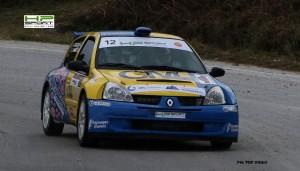 Massimo De Rosa - Renault Clio S1600